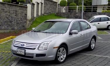 Foto venta Auto Seminuevo Ford Fusion SE V6 (2009) color Plata precio $85,000
