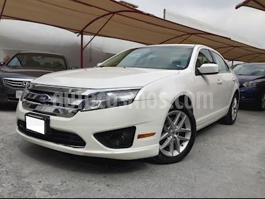Foto venta Auto Seminuevo Ford Fusion SE (2011) color Blanco precio $123,000
