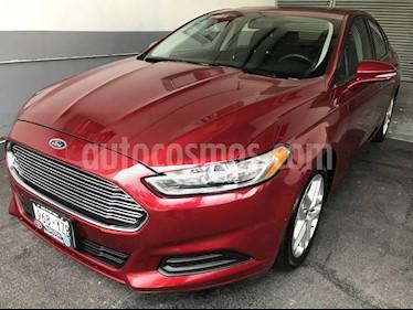 Foto venta Auto Seminuevo Ford Fusion SE (2013) color Rojo precio $194,900