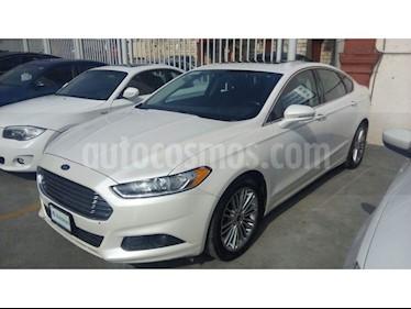 Foto Ford Fusion Sedan SE LUX PLUS