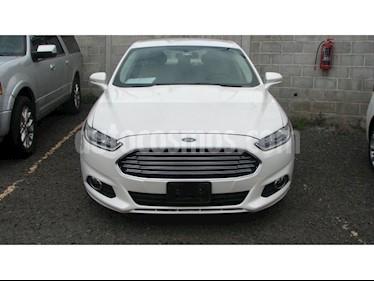 Foto venta Auto Seminuevo Ford Fusion Sedan SE LUX (2016) color Blanco Platinado precio $230,000