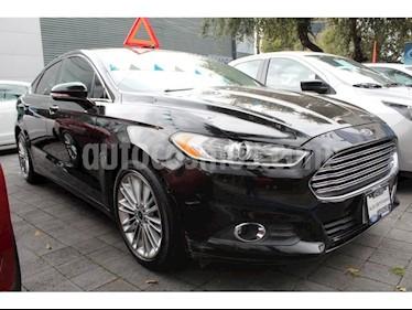 Foto venta Auto Seminuevo Ford Fusion Sedan SE LUX (2013) color Negro precio $190,000