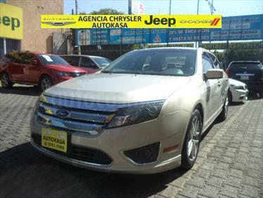 Foto Ford Fusion SEL MID