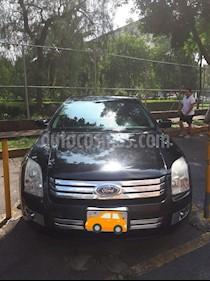 Foto venta Auto usado Ford Fusion SEL V6 (2008) color Negro precio $85,000