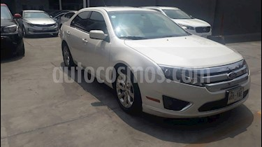 Foto venta Auto Seminuevo Ford Fusion SEL V6 (2011) color Blanco Platinado precio $119,000
