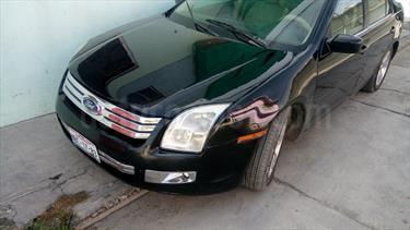 Foto venta Auto Seminuevo Ford Fusion SEL (2007) color Negro precio $60,000