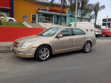 Foto venta Auto Usado Ford Fusion SEL (2006) color Oro precio $72,000