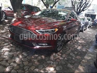 Foto venta Auto Seminuevo Ford Fusion Titanium (2017) color Rojo precio $410,000
