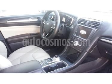 Foto Ford Fusion Titanium usado (2017) color Blanco precio $375,000