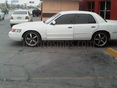 Foto venta Auto Seminuevo Ford Grand Marquis 4.6 Base (1999) color Blanco precio $33,000