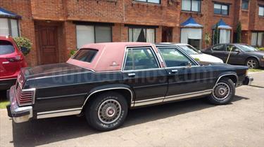 Foto venta Auto Seminuevo Ford Grand Marquis 4.6 Base (1984) color Negro precio $85,000