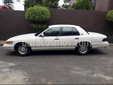 Foto venta Auto Seminuevo Ford Grand Marquis 4.6 Premium (1996) color Blanco precio $59,000