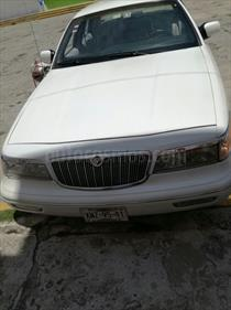 Foto Ford Grand Marquis LS Aut Digital usado (1992) color Blanco precio $55,000