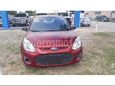 Foto venta Auto Seminuevo Ford Ikon 4 PTS. IKON MID, TM5, A/AC., DA (2014) color Rojo precio $120,000