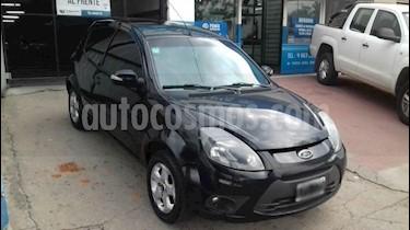 Foto venta Auto usado Ford Ka 1.0 Fly Plus (2012) color Negro precio $175.000