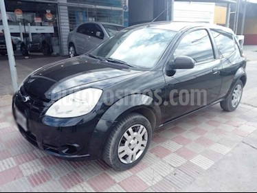Foto venta Auto usado Ford Ka 1.0 Fly (2009) color Negro precio $135.000