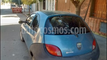 Foto venta Auto usado Ford Ka 1.0L Base (2000) color Azul precio $75.000