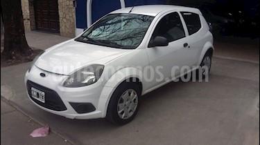 Foto venta Auto Usado Ford Ka 1.0L Fly Plus (2011) color Blanco Oxford precio $145.000