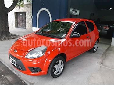 Foto venta Auto Usado Ford Ka 1.0L Fly (2013) color Rojo Sport precio $165.000