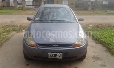 Foto venta Auto usado Ford Ka 1.3L Base (1998) color Gris precio $55.000