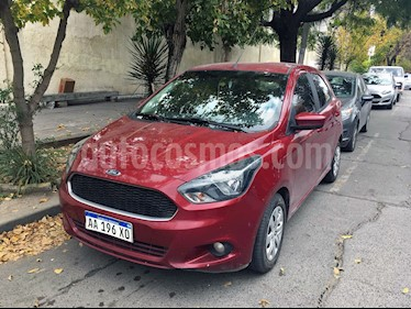 Foto venta Auto Usado Ford Ka 1.5L S (2016) color Bordo precio $225.000