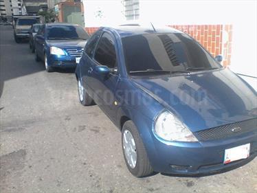 Ford ka 1.6 (2007) usado (2004) color Azul precio u$s2.200
