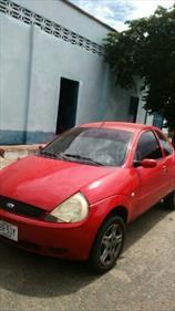 Foto venta carro usado Ford ka 1.6 (2007) (2004) color Rojo precio BoF350.000.000