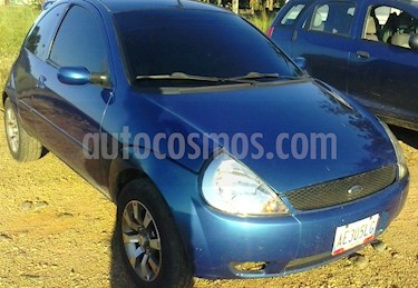 Foto venta carro usado Ford ka 1.6 (2007) (2017) color Azul precio u$s2.200