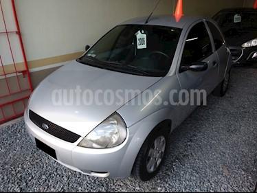 Foto venta Auto usado Ford Ka 1.6L Base (2006) color Gris Plata  precio $135.000
