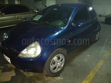 Ford ka ka usado (2004) color Azul precio u$s1.300