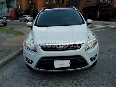Foto venta Auto usado Ford Kuga Titanium 2.5t At 4x4 L (2013) color Blanco precio $435.000