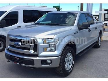 Foto venta Auto Seminuevo Ford Lobo 4 PTS. CREW CAB XLT, TA, 4X4 (2016) color Plata precio $540,000