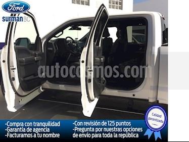 Foto venta Auto Seminuevo Ford Lobo LOBO PLATINUM 4x4 Doble Cabina (2016) color Blanco Platinado precio $690,000