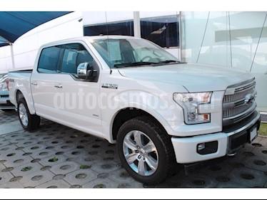 Foto venta Auto Seminuevo Ford Lobo LOBO PLATINUM 4x4 Doble Cabina (2017) color Blanco precio $830,000