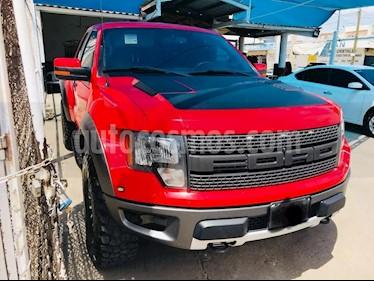 Foto venta Auto Seminuevo Ford Lobo Raptor SVT (2012) color Rojo precio $174,000
