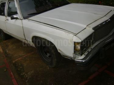 Foto venta carro Usado Ford ltd 80 (1980) color Blanco Luna precio u$s900