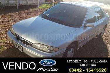 Foto venta Auto Usado Ford Mondeo Ghia 2.0L 5P (1996) color Gris precio $79.000