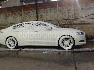 Foto venta Auto usado Ford Mondeo SE 2.5L Aut (2015) color Blanco precio $530.000