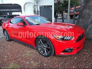 Foto venta Auto Seminuevo Ford Mustang 2 PTS. GT, V8, TA, PIEL, 6 CD (2017) color Rojo precio $560,000