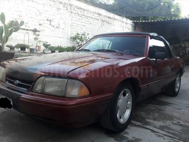 Foto venta Auto Seminuevo Ford Mustang Convertible Aut (1993) color Rojo Metalizado precio $45,000
