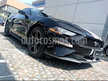 Foto venta Auto Usado Ford Mustang Coupe 2.3L Aut (2018) color Negro precio $585,000