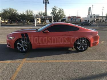 Foto venta Auto Seminuevo Ford Mustang Coupe 3.7L V6 Aut (2016) color Naranja Volcanico precio $379,000