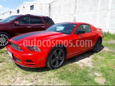 Foto venta Auto Seminuevo Ford Mustang Coupe ST (2014) color Rojo precio $340,000
