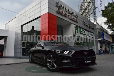 Foto venta Auto Usado Ford Mustang Coupe V6 Aut (2016) color Negro Noche precio $425,000