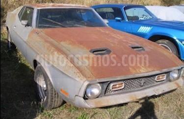 Foto venta Auto Seminuevo Ford Mustang Fast Back (1971) color Gris precio $19,800