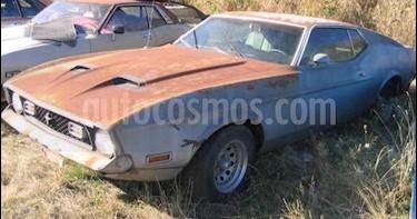 Foto venta Auto Seminuevo Ford Mustang Fast Back (1971) color Gris precio $20,800
