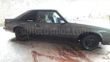 Foto venta carro Usado Ford Mustang GT Auto. (1984) color Gris precio u$s850