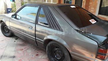 Foto venta carro Usado Ford Mustang GT Auto. (1984) color Gris Platinium precio u$s850