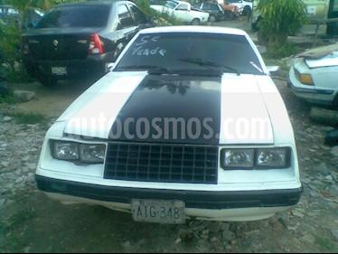 Foto venta carro Usado Ford Mustang GT Auto. (1981) color Blanco precio u$s700