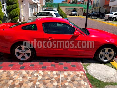 Foto venta Auto usado Ford Mustang GT Equipado Aut (2010) color Rojo precio $190,000